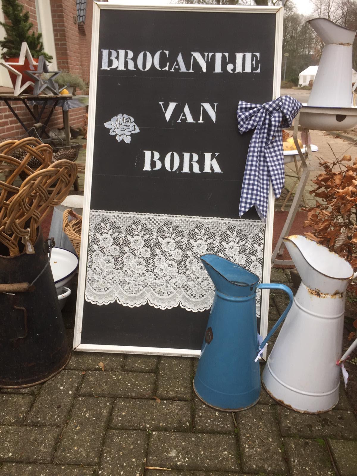 Brocantje van Bork